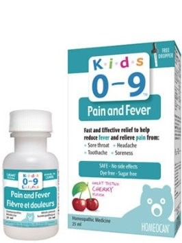 Pain and Fever Kids