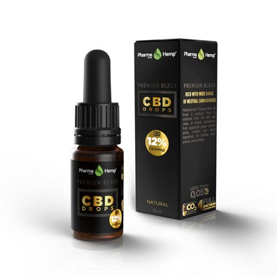 CBD KAPI 12% Pharma Hemp