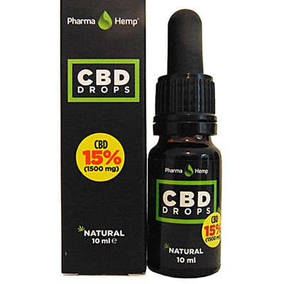 CBD  KAPI 15%  Pharma Hemp